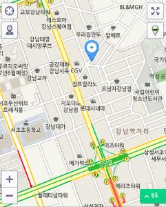 ソウルCoCo壱番屋カンナム店