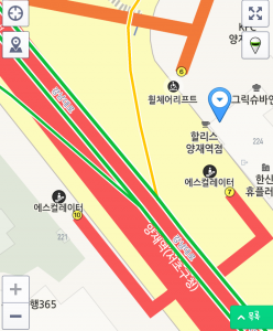 ソウルBEARD PAPA'Sヤンジェ店