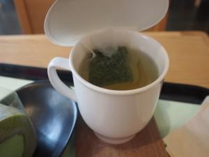 OSULLOC緑茶