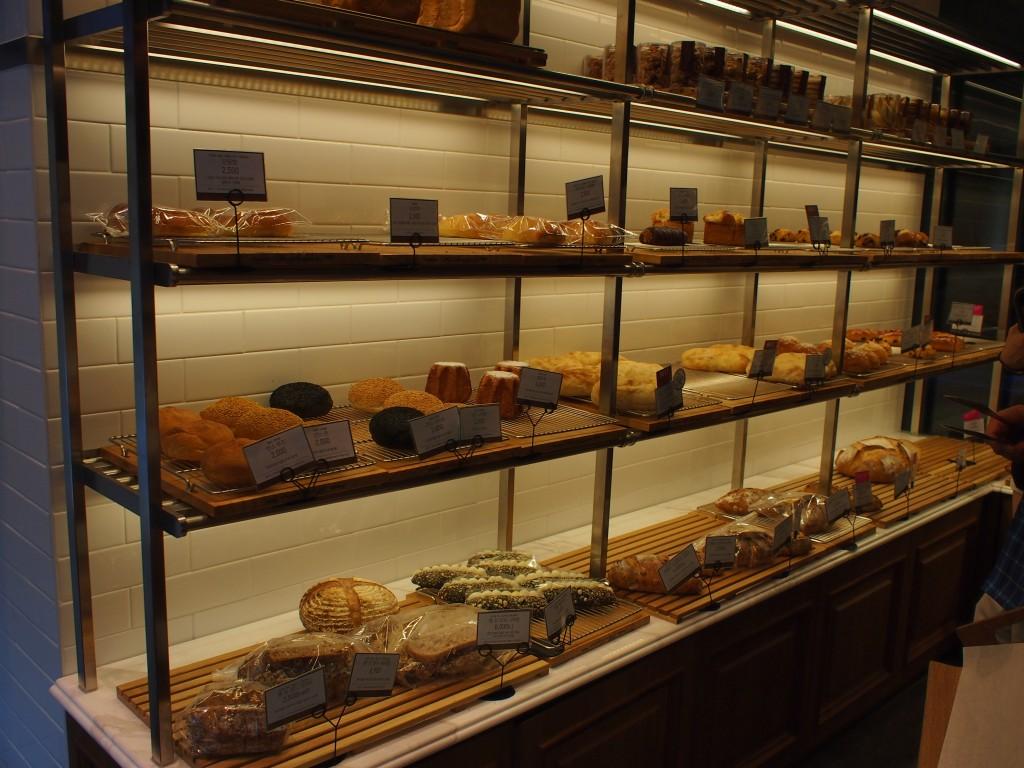 Gontran Cherrierのパン