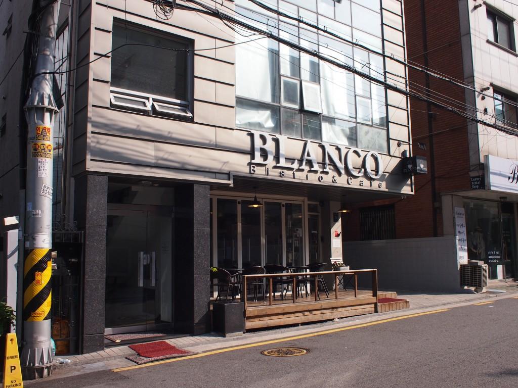 BLANCO外観
