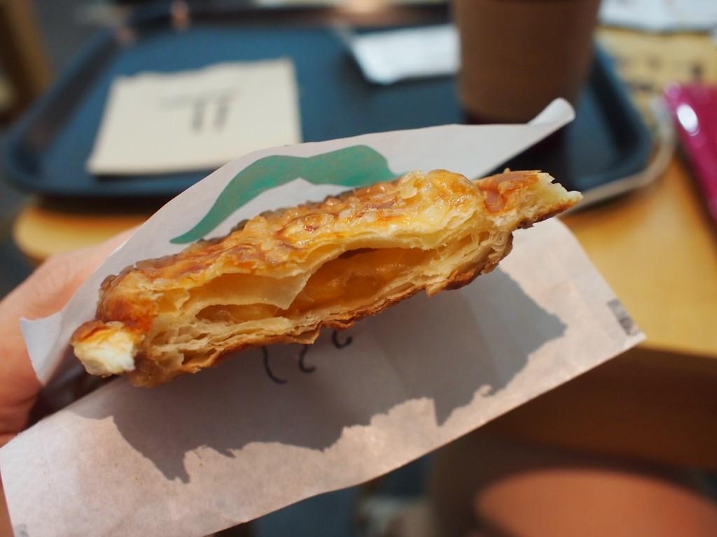 프붕CAFEアップルマンゴーたい焼きパイ2