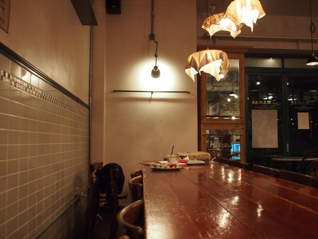Cafe MAMAS勉強中