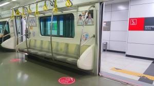 【韓国】ソウル市内から金浦空港まで地下鉄が早くて便利、しかも安い!