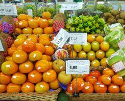 ブラジルのスーパー