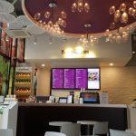 チョンダムドンのカフェでサンドウィッチ+フレッシュジュースブランチ