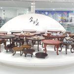 K-style Hub 5階のアートマーケットで韓国旅行のお土産探し